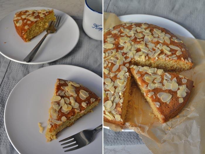 Juligold Wurziger Honig Mandel Kuchen