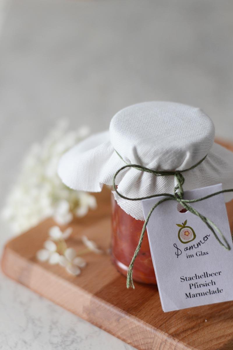 pfirsich stachelbeer marmelade 2