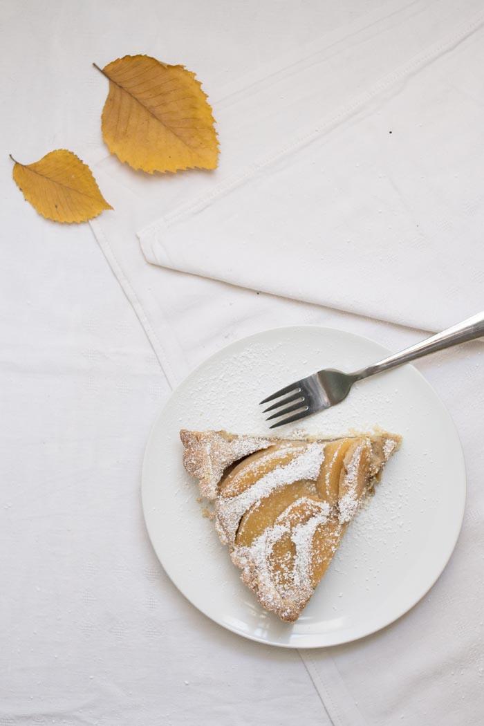 quitten frangipane tarte 5