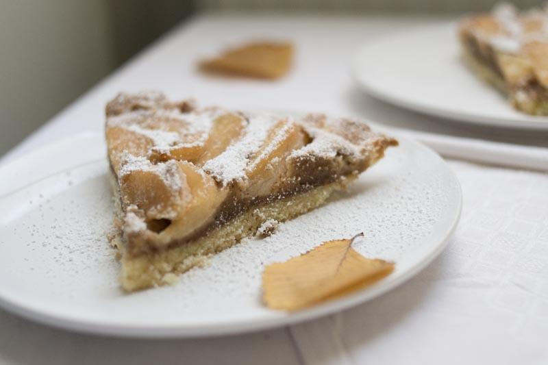 quitten frangipane tarte 8