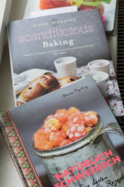 scandi cookbooks