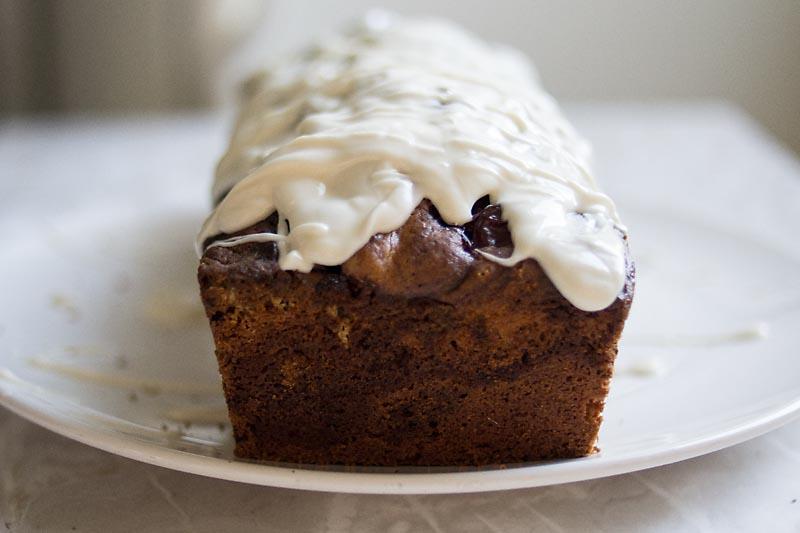 Marmorkuchen mit Kirschen _2