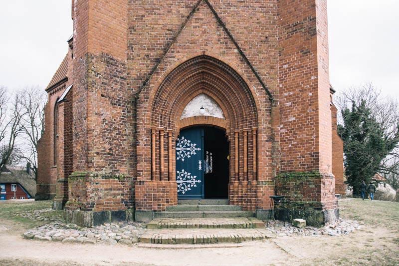 kirche wustrow